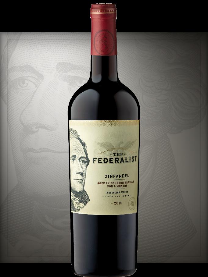 Wines - Bourbon Barrel-Aged Zinfandel