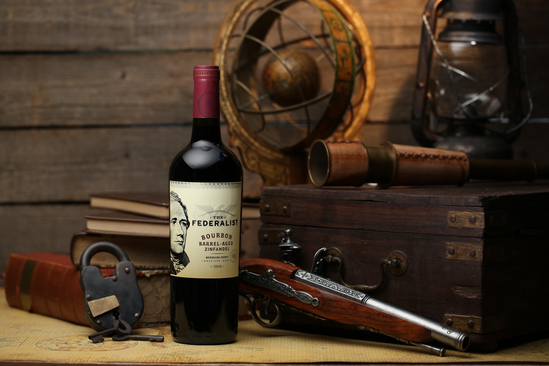 Bourbon Barrel-Aged Zinfandel